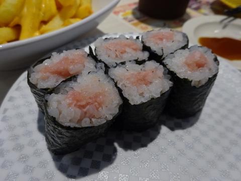 「柚ちゃん達と、魚べいに行って来ました!」⑩
