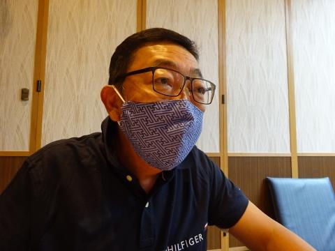 「すずめやでマスクを作ってもらいました!」⑧