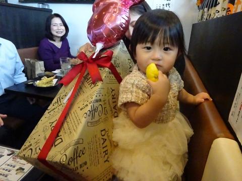「柚&和之バースディーパーティー」一成土浦店④