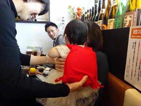 「柚&和之バースディーパーティー」一成土浦店⑪