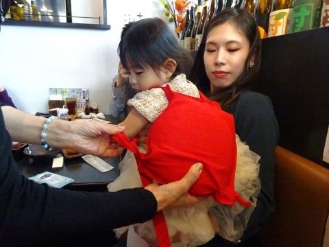 「柚&和之バースディーパーティー」一成土浦店⑫