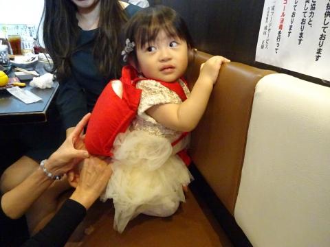 「柚&和之バースディーパーティー」一成土浦店⑬