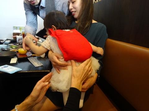 「柚&和之バースディーパーティー」一成土浦店⑮