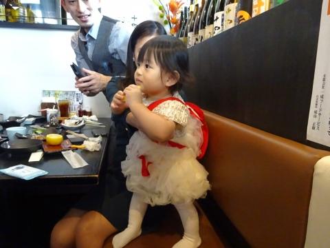 「柚&和之バースディーパーティー」一成土浦店⑯