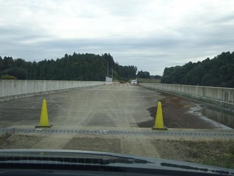 「国道6号千代田石岡バイパス」進捗状況視察⑦