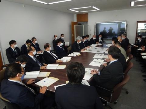 「主要地方道石岡城里線の整備に関する県要望」④