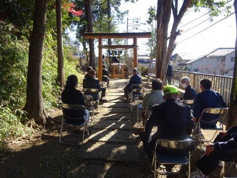「令和2年度山王日枝神社例大祭」⑦