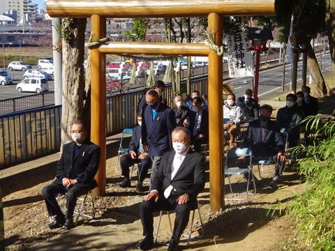 「令和2年度山王日枝神社例大祭」⑥