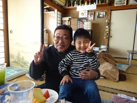 「令和3年戸井田家新年会」⑤