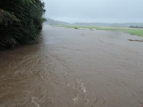 「恋瀬川氾濫対策の為の、光安寺橋架け替え工事についての「地元説明会」⑧ (2)