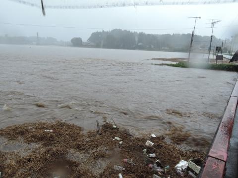 「恋瀬川氾濫対策の為の、光安寺橋架け替え工事についての「地元説明会」⑧ (3)