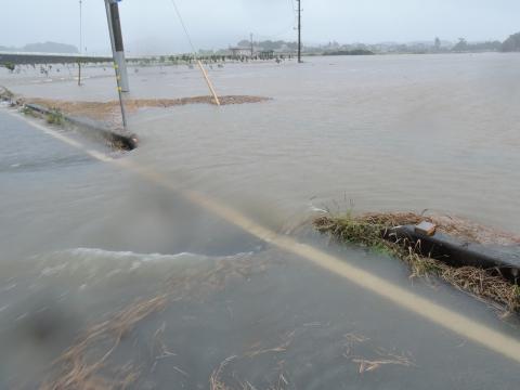 「恋瀬川氾濫対策の為の、光安寺橋架け替え工事についての「地元説明会」⑧ (5)