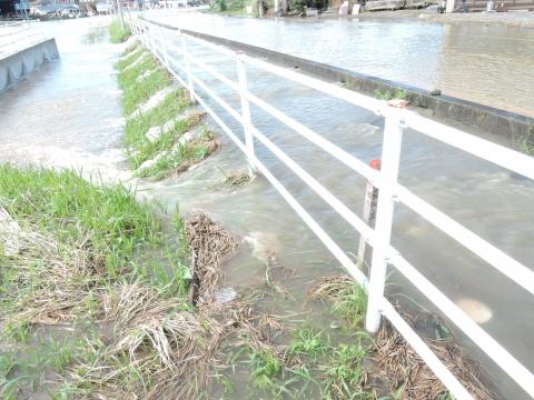 「恋瀬川氾濫対策の為の、光安寺橋架け替え工事についての「地元説明会」⑧ (10)