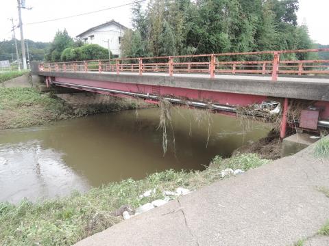 「恋瀬川氾濫対策の為の、光安寺橋架け替え工事についての「地元説明会」⑩ (1)