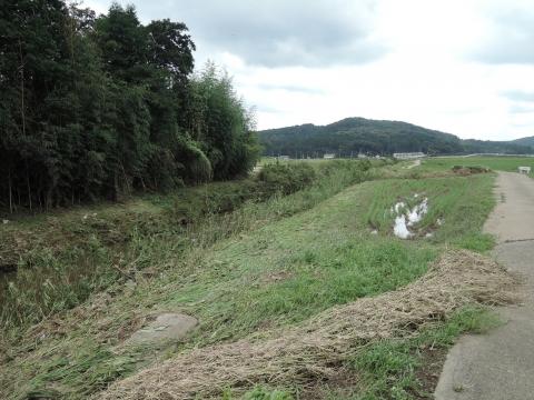 「恋瀬川氾濫対策の為の、光安寺橋架け替え工事についての「地元説明会」⑩ (5)