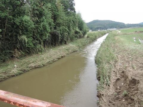 「恋瀬川氾濫対策の為の、光安寺橋架け替え工事についての「地元説明会」⑩ (6)