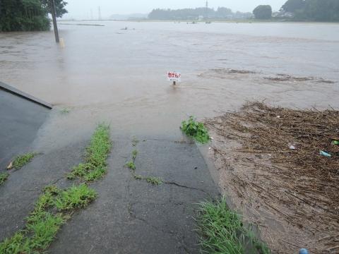 「恋瀬川氾濫対策の為の、光安寺橋架け替え工事についての「地元説明会」⑩ (12)