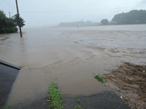 「恋瀬川氾濫対策の為の、光安寺橋架け替え工事についての「地元説明会」⑩ (14)