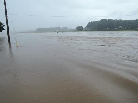 「恋瀬川氾濫対策の為の、光安寺橋架け替え工事についての「地元説明会」⑩ (15)