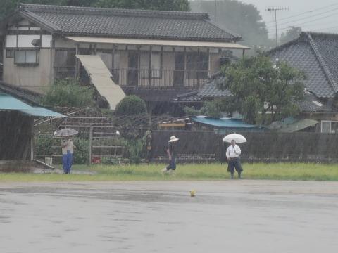 「恋瀬川氾濫対策の為の、光安寺橋架け替え工事についての「地元説明会」⑩ (17)