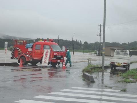 「恋瀬川氾濫対策の為の、光安寺橋架け替え工事についての「地元説明会」⑩ (21)