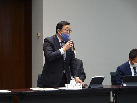 「茨城県議会災害対策会議」③