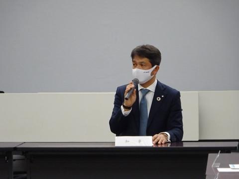 「茨城県議会災害対策会議」④
