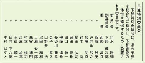 令和3年1月24日「令和3年第一回県議会だより」No214 (8)