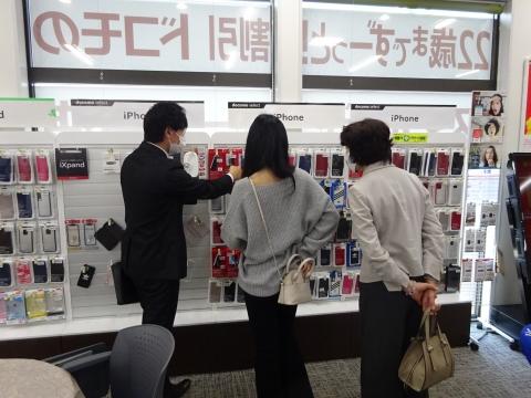 「桂子17歳誕生日iPhone12PRO256Gをプレゼントしました!」 (2)
