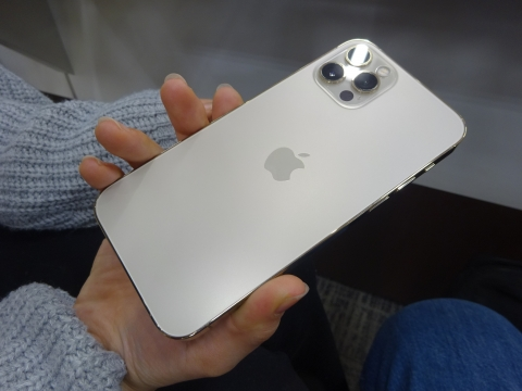 「桂子17歳誕生日iPhone12PRO256Gをプレゼントしました!」 (7)