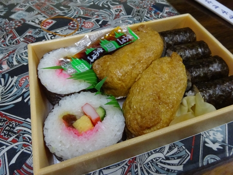 「お寿司のお土産は、これでいいのだ!」③