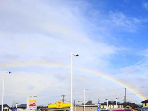 「虹の様に消えてしまった。佐々木秀樹」