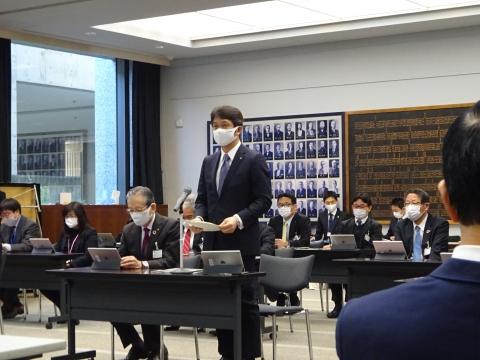 「内示会・総務会・選挙対策委員会・政務調査会」③