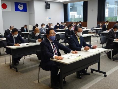 「内示会・総務会・選挙対策委員会・政務調査会」④