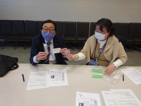 「抗原定量検査とPCR検査をしてみました!」②