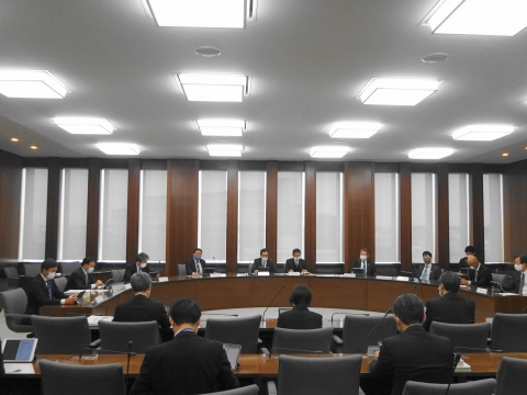 「第1回定例議会が始まり、議員会・情報委員会・政務調査会に出席しました。」⑤