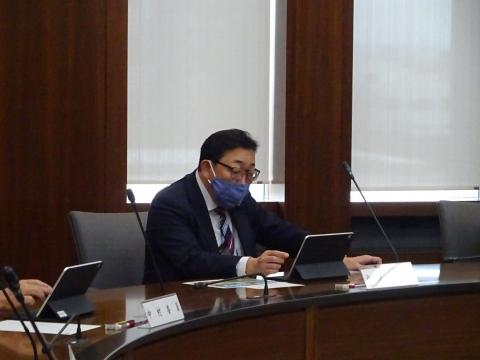 「第1回定例議会が始まり、議員会・情報委員会・政務調査会に出席しました。」⑥