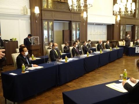 「第66回自由民主党茨城県支部連合会 議員総会」⑤