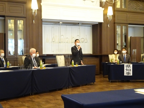 「第66回自由民主党茨城県支部連合会 議員総会」⑥