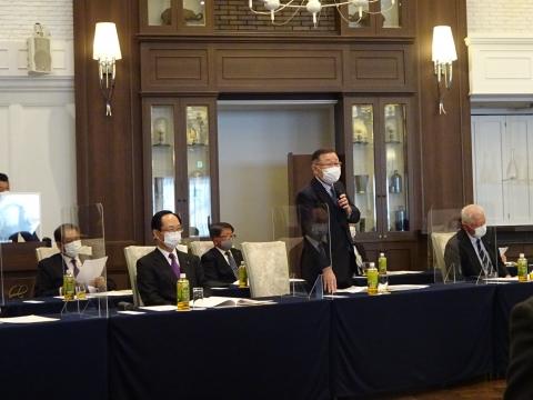 「第66回自由民主党茨城県支部連合会 議員総会」⑩