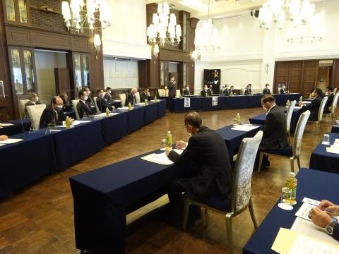 「第66回自由民主党茨城県支部連合会 議員総会」⑬