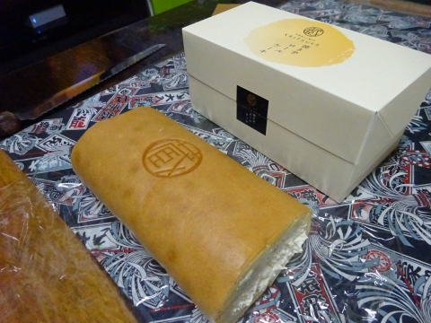 「KAITUKA焼き芋&ロールケーキ」②