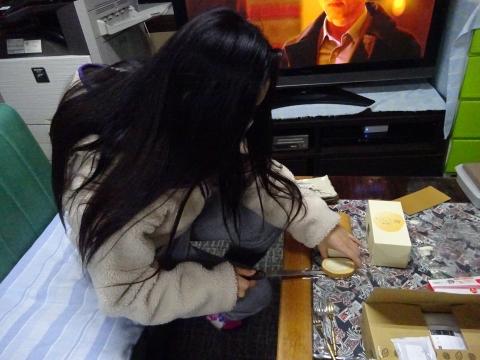 「KAITUKA焼き芋&ロールケーキ」④