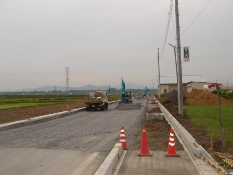 「11年前に始まった北根本交差点改良工事」④