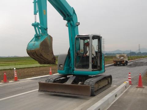 「11年前に始まった北根本交差点改良工事」⑤