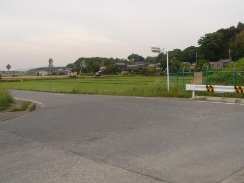 「11年前に始まった北根本交差点改良工事」⑧