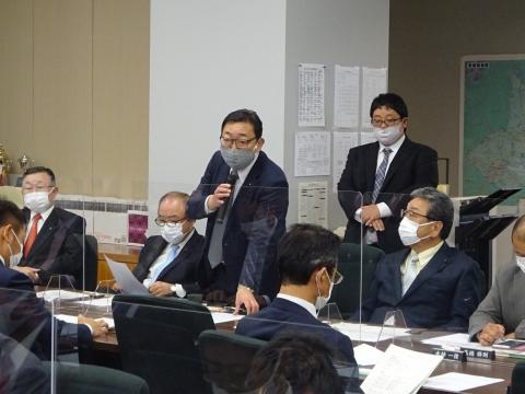 「自民党空港振興議員連盟」総会③