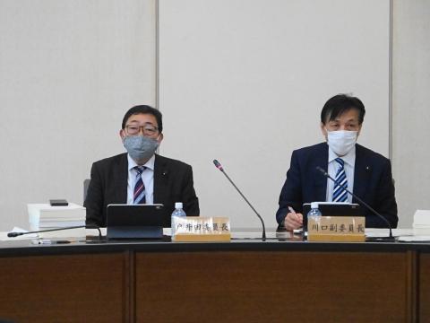 「総務企画委員会」政策企画部質疑②