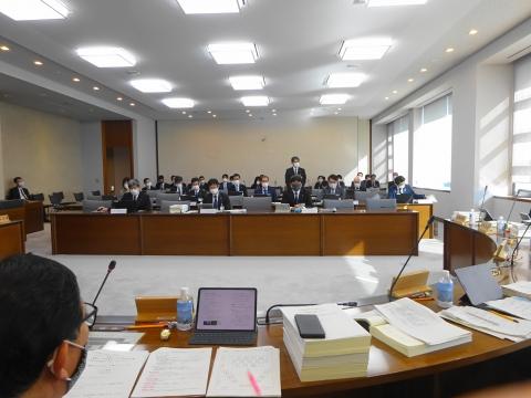 「総務企画委員会」政策企画部質疑④