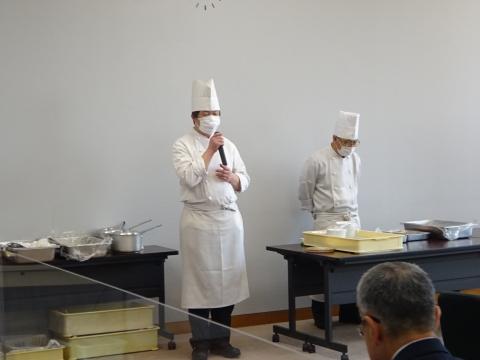 「本会議・ジビエいのしし試食会・政務調査会」②